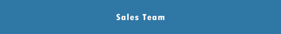 Kontakt - Sales Team